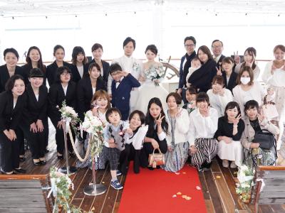 結婚式、披露宴実習写真
